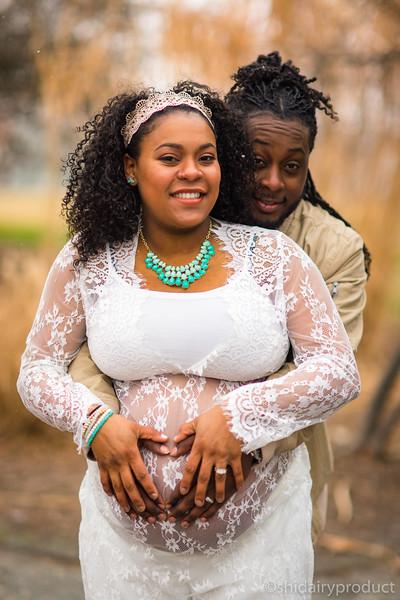 Leteace and Corey Pregnancy photoshoot-11