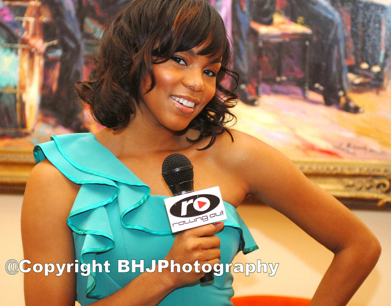 Letoya Luckett - Making a Statement.