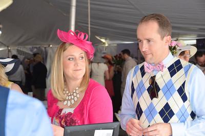 Leukemia & Lymphoma Society Kentucky Derby Party