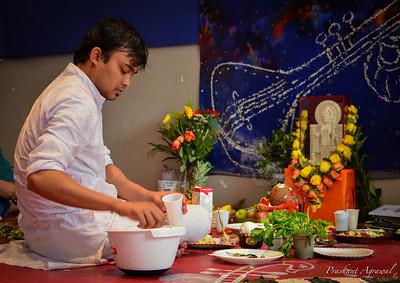 Leuven Saraswati Puja 2013
