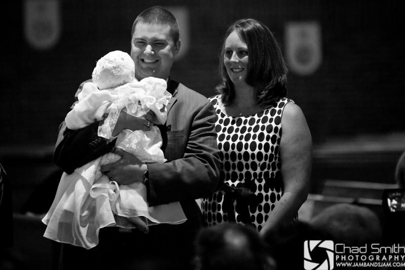 Lexi Baptism