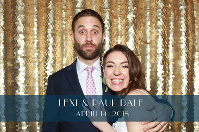 Lexi & Paul Dale's Wedding - 4/14/18