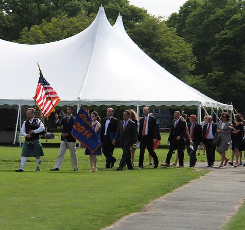 Liam and Eliza's Milton Graduation 6/6/14 & events