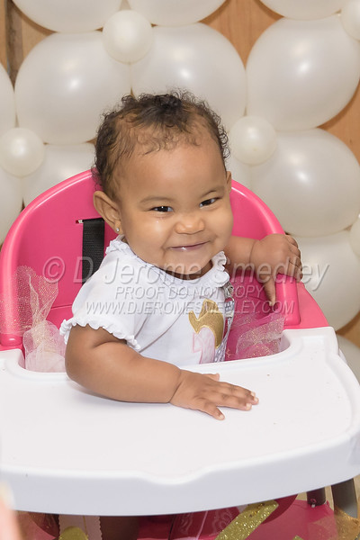 Lia's First Birthday 04/18