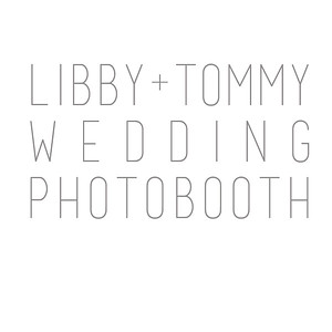 Libby+Tommy Wedding Photobooth
