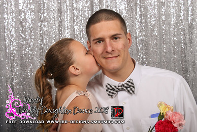 Liberty Daddy-Daughter Dance 2018