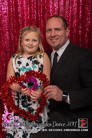 Liberty Daddy-Daughter Dance 2017