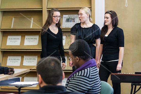 Library Music Recital