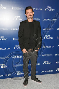 "MARINA DEL REY, CA - NOVEMBER 10:  Brandon Jenner arrives at the Life Rolls On foundation's 9th annual ""Night by the Ocean"" gala at Ritz Carlton Hotel on November 10, 2012 in Marina del Rey, California.  (Photo by Chelsea Lauren/WireImage)"