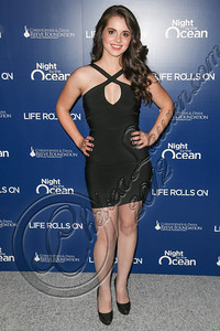 "MARINA DEL REY, CA - NOVEMBER 10:  Actress Vanessa Marano arrives at the Life Rolls On foundation's 9th annual ""Night by the Ocean"" gala at Ritz Carlton Hotel on November 10, 2012 in Marina del Rey, California.  (Photo by Chelsea Lauren/WireImage)"
