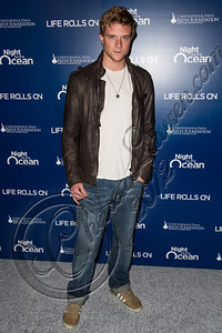 "MARINA DEL REY, CA - NOVEMBER 10:  Actor Jonny Weston arrives at the Life Rolls On foundation's 9th annual ""Night by the Ocean"" gala at Ritz Carlton Hotel on November 10, 2012 in Marina del Rey, California.  (Photo by Chelsea Lauren/WireImage)"