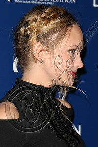 "MARINA DEL REY, CA - NOVEMBER 10:  Actress Meaghan Martin arrives at the Life Rolls On foundation's 9th annual ""Night by the Ocean"" gala at Ritz Carlton Hotel on November 10, 2012 in Marina del Rey, California.  (Photo by Chelsea Lauren/WireImage)"