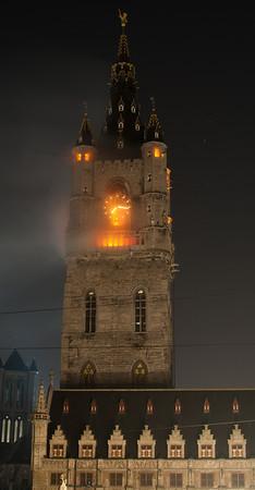 Light Festival 2011, Ghent, Belgium
