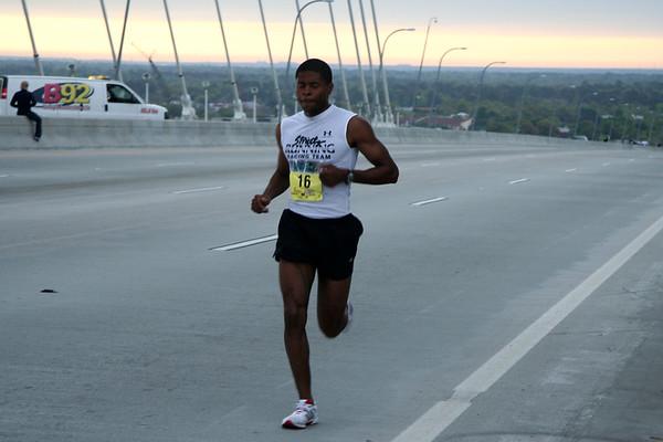 OJ Striggles  top 25 runners