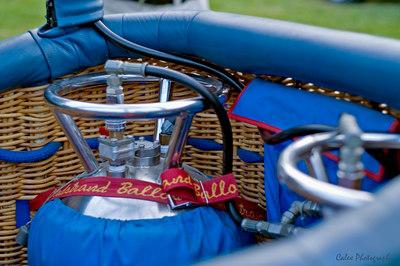 Propane Tanks in the Pepsi Basket