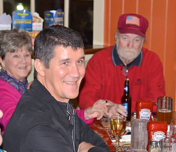 Judy Albert, Wes Burwell, Butch Krause