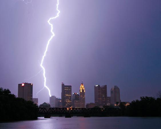 Lightning&Fireworks