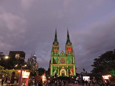 Lights of Christmas 2017, Sydney - Australia