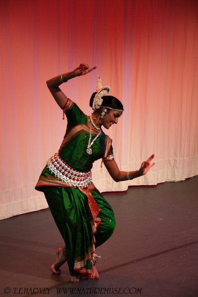 Lila, performed by the Jayantika Dance Company at the Capital Fringe Festival 2009,  Washington, D.C.