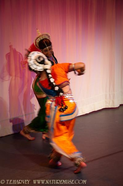Lila, performed by the Jayantika Dance Company at the Capital Fringe Festival 2009,  Washington, D.C.