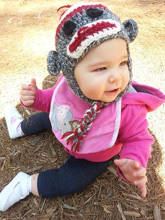 Lila's 1st Lamberts Trip