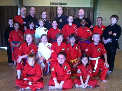 Lim Academy - Chandler  Belt Promotion