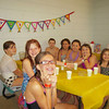 Saturday, August 4, 2012 - Brianna Cohen (back row, second from right) celebrated her birthday with friends at the Kiwanis Recreation Center Wave Pool. Happy Birthday Brianna!