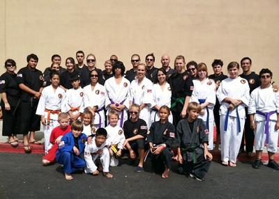 Lim Kenpo Karate Westside Grand Opening