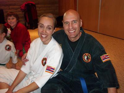 Lim's Hawaii Kenpo In School Self Defense Tournaments