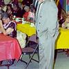 Uncle Joe Yuhashi saying prayer