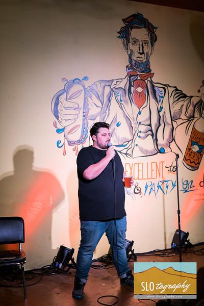 Lincoln Deli Comedy Night