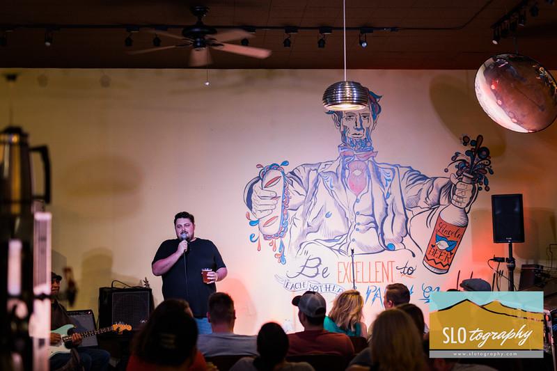 Lincoln Deli Comedy Night 3 10 17_001