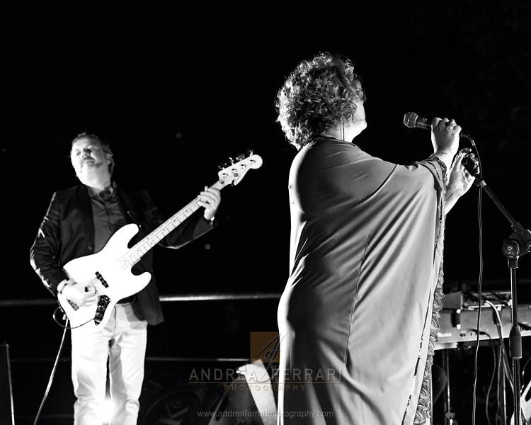 Modena blues festival 2017 - Linda Valori e Maurizio Pugno Band - 88