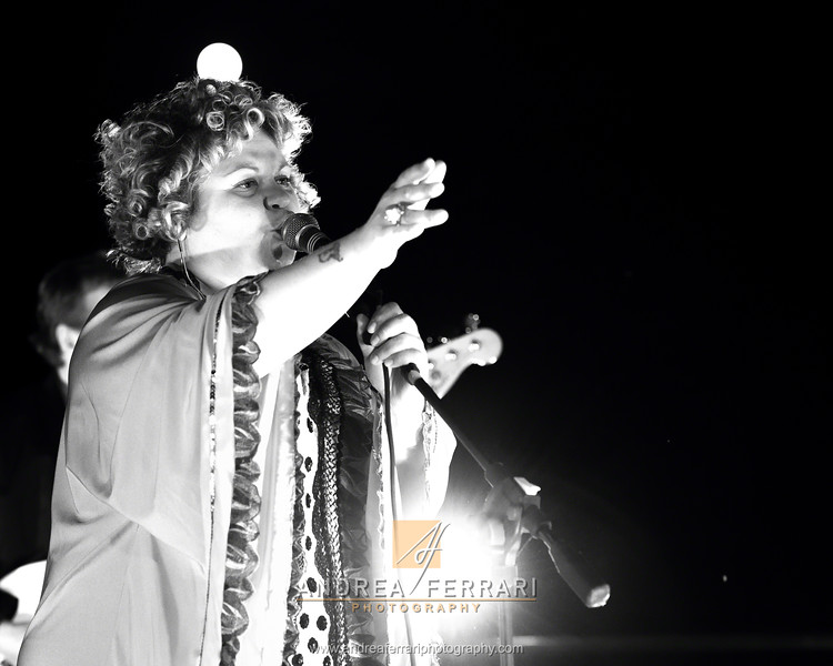 Modena blues festival 2017 - Linda Valori e Maurizio Pugno Band - 3