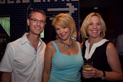 Chuck Bell, Wendy Rieger, Jane Watrel