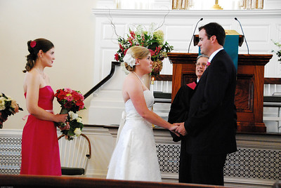 Photo from Lindsay and Matt's wedding in Middlebury VT