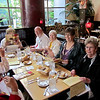 Most of the Oklahoma delegation at dinner on Thursday night......I see you Mary hiding behind the menu.....you owe me a photograph.......