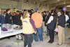 Lions Club Home and Trade Show at the Moosonee Arena - cooking demonstration