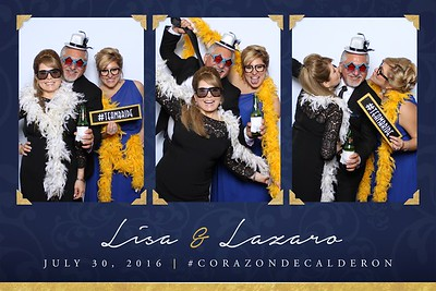Lisa + Lazaro Wedding