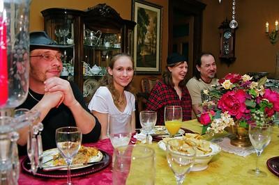 Lisa's Celebration Dinner