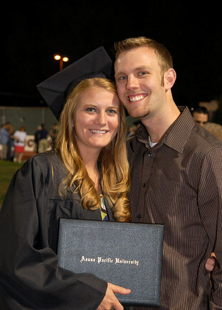 Lisa's Graduation