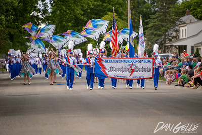 2019 1st Annual Litchfield Parade of Bands