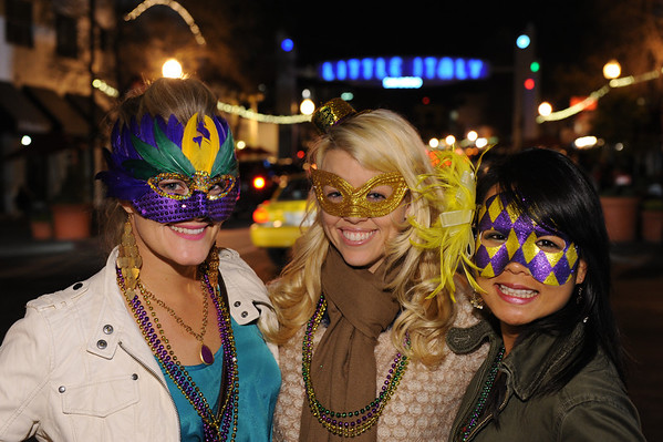 Little Italy Carnevale - 2012