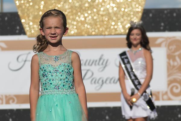 2017 Little Miss Pageant