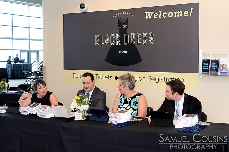 Goodwill's Little Black Dress Event 2017