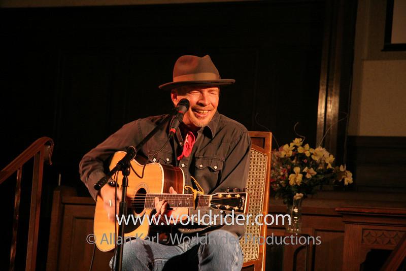 Dave Alvin Live Acoustic San Diego November 2008