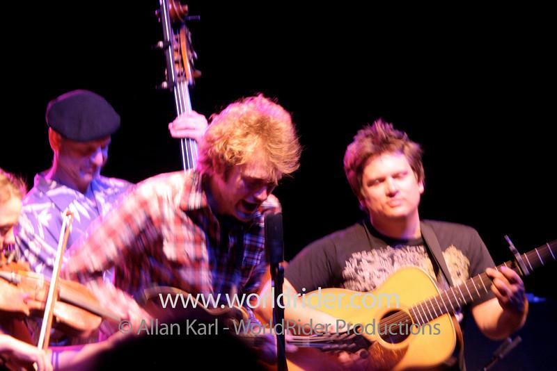 Nickel Creek Live Britt Festival Jacksonville, Oregon July 4, 2006