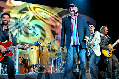 The Beach Boys Live