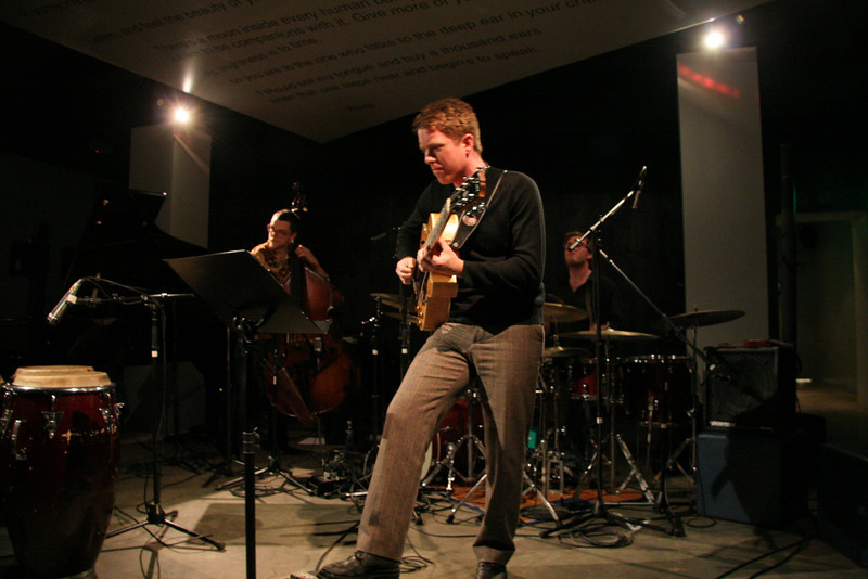 Perry Smith, Guitar<br /> Hamilton Price, Bass<br /> Zach Harmon, Drums<br /> Zach Harmon All Stars - April 23, 2010 Blue Whale Los Angeles