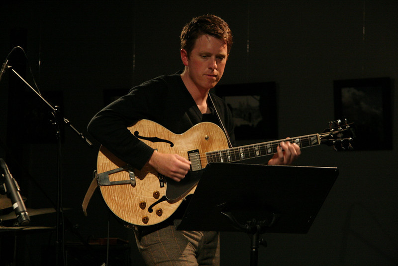 Perry Smith <br /> Zach Harmon All Stars - April 23, 2010 Blue Whale Los Angeles